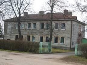 Globos namai